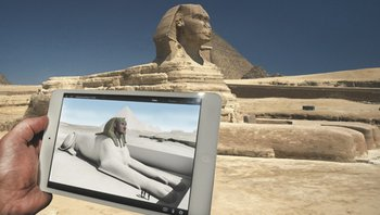 Ancient Egypt and New Technology