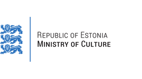 Estonian Ministry of Culture Logo